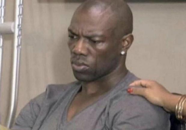 Sad black man crying meme