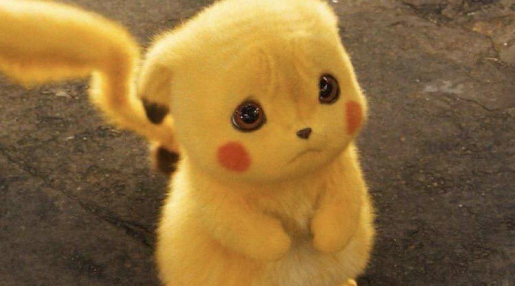 Sad Pikachu meme