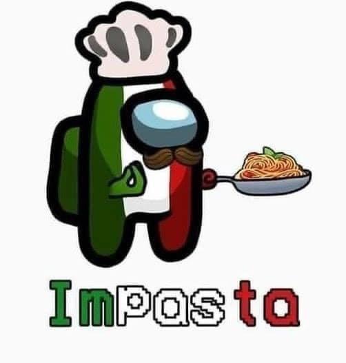 Impasta - Italian impostor pasta meme