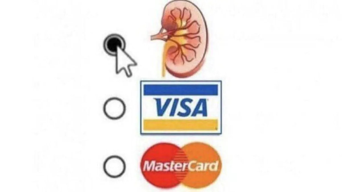 Buying iPhone 12 payment option: My kidney meme